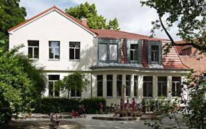 Blick auf Gartenstraße